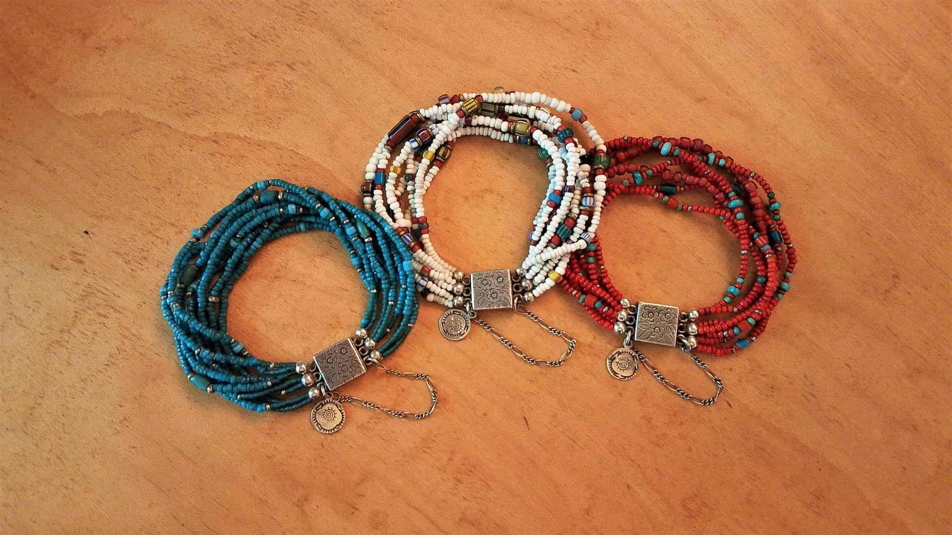 Bracelet - Necklace