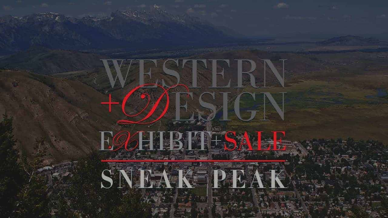 Western Design Conference Exhibit + Sale - Terrain