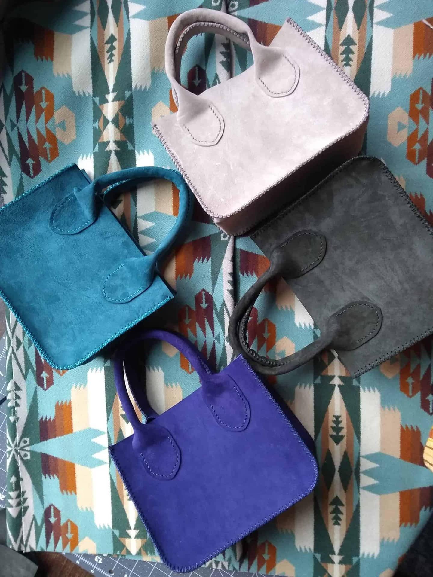 Handbag - Textile